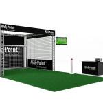 Branding-Beispiel 3x2m Fußballtor