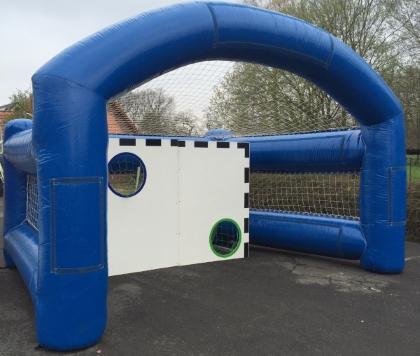 fussball inflatable mieten