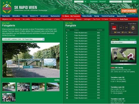 events online Wien
