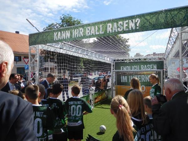 Promotionwerk Fußball Roadshow